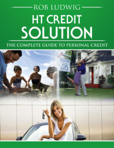 HT Credit Solution ebook cover